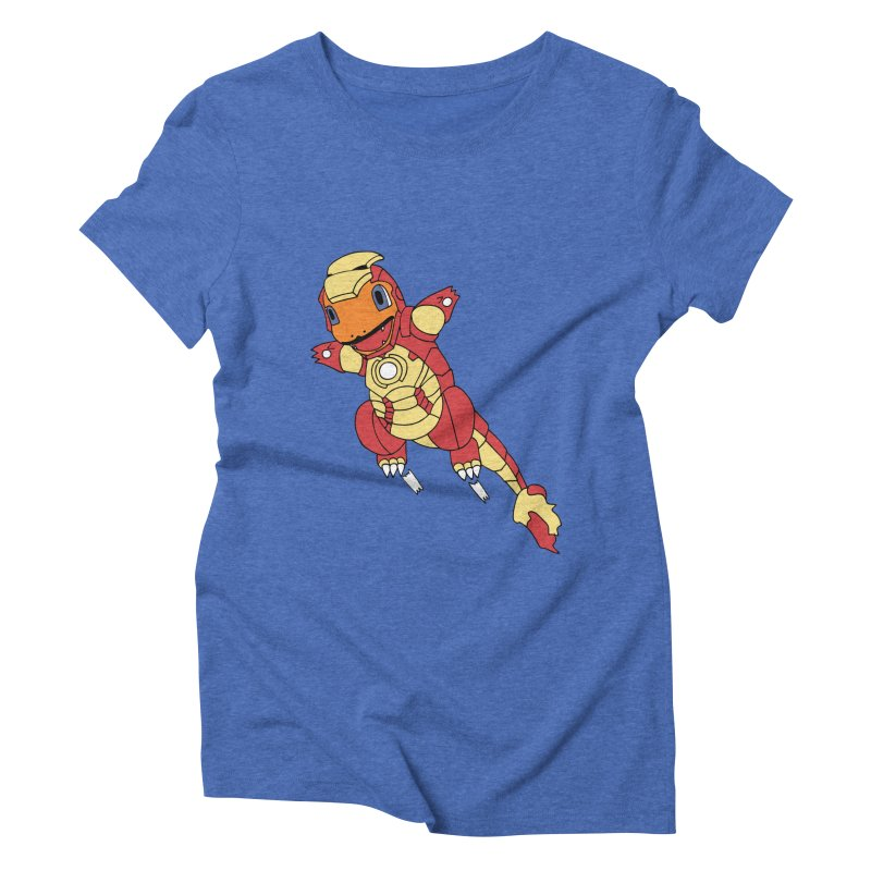 Ironmander Women's Triblend T-shirt by richardtpotter's Artist Shop