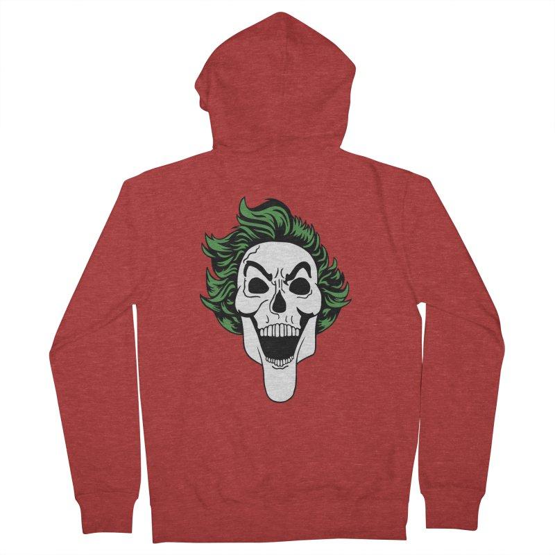 Killing the Joke Men's Zip-Up Hoody by richardtpotter's Artist Shop