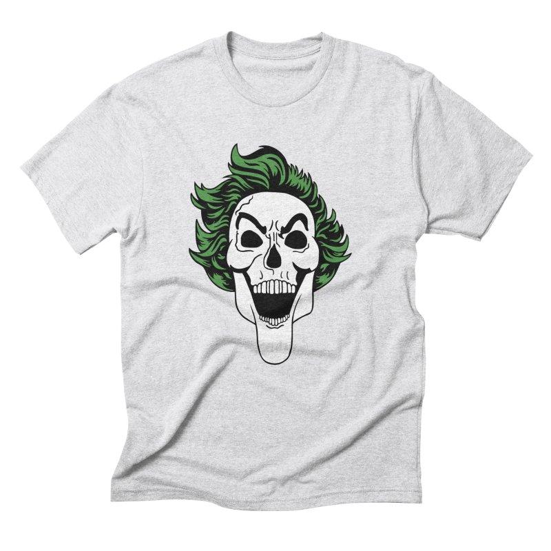 Killing the Joke Men's Triblend T-Shirt by richardtpotter's Artist Shop