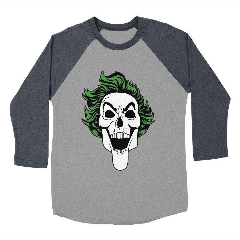 Killing the Joke Men's Baseball Triblend T-Shirt by richardtpotter's Artist Shop