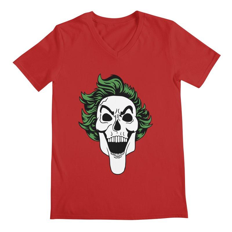 Killing the Joke Men's V-Neck by richardtpotter's Artist Shop