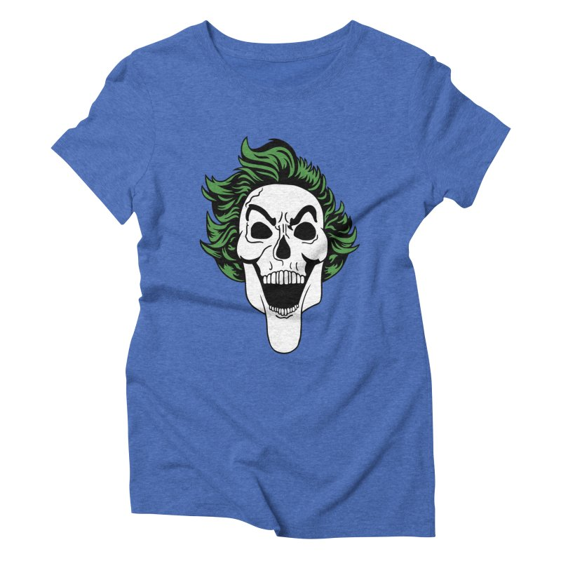 Killing the Joke Women's Triblend T-Shirt by richardtpotter's Artist Shop