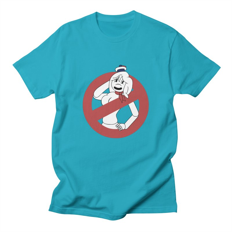 ms. stay pufft Men's T-Shirt by richardtpotter's Artist Shop