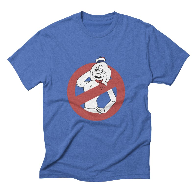ms. stay pufft Men's Triblend T-shirt by richardtpotter's Artist Shop