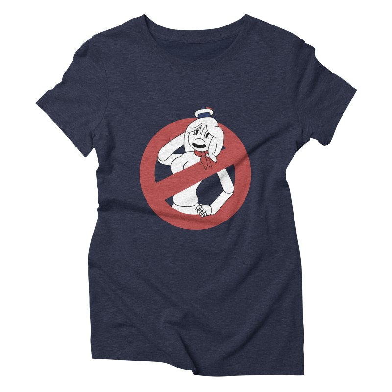 ms. stay pufft Women's Triblend T-Shirt by richardtpotter's Artist Shop