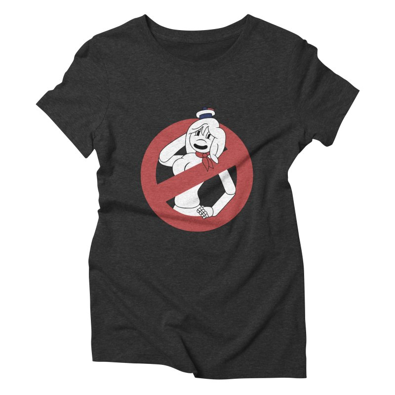 ms. stay pufft Women's Triblend T-shirt by richardtpotter's Artist Shop
