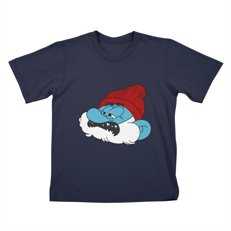 THE LIFE SMURFQUATIC Kids T-Shirt by richardtpotter's Artist Shop