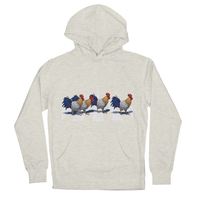 Road Roosters Men's Pullover Hoody by richgrote's Shop