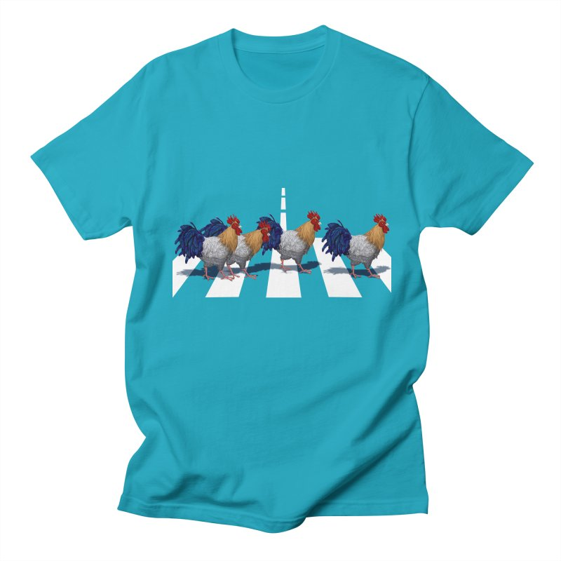 Road Roosters Women's Unisex T-Shirt by richgrote's Shop