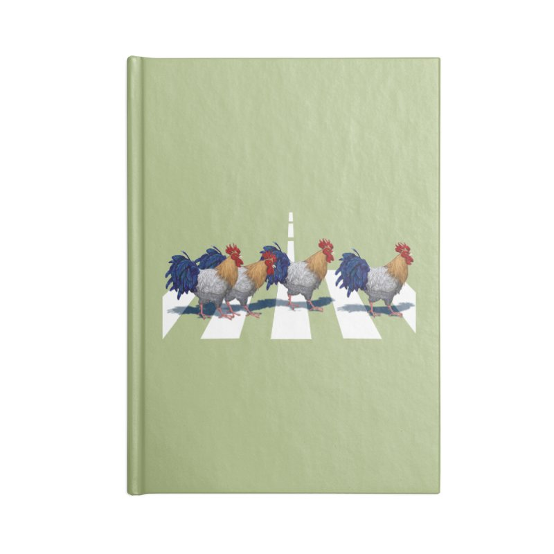 Road Roosters Accessories Notebook by richgrote's Shop