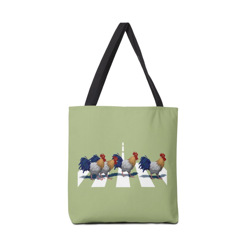 Road Roosters Accessories Bag by richgrote's Shop