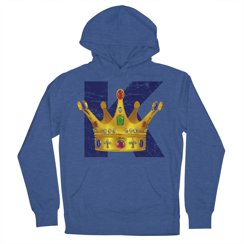 King Men's Pullover Hoody by richgrote's Shop