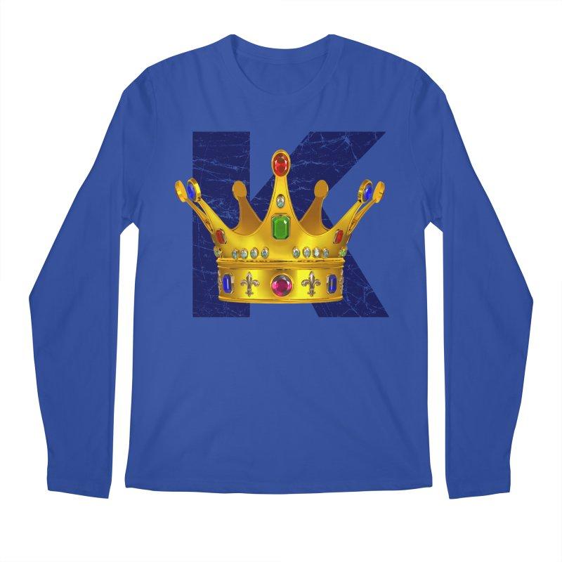 King Men's Regular Longsleeve T-Shirt by richgrote's Shop