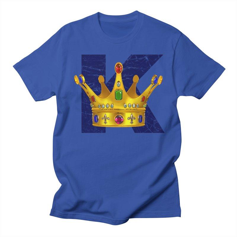 King Women's Regular Unisex T-Shirt by richgrote's Shop