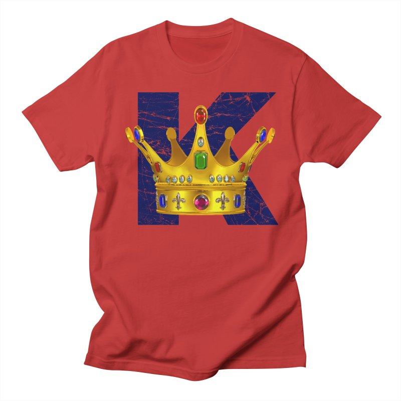 King Men's Regular T-Shirt by richgrote's Shop