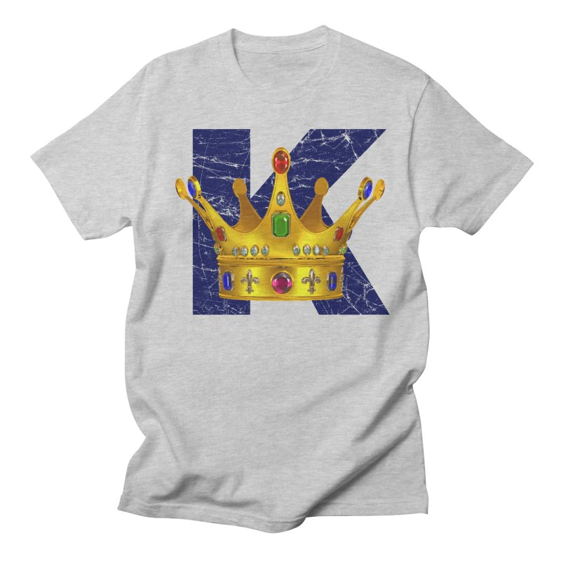 King Men's T-Shirt by richgrote's Shop
