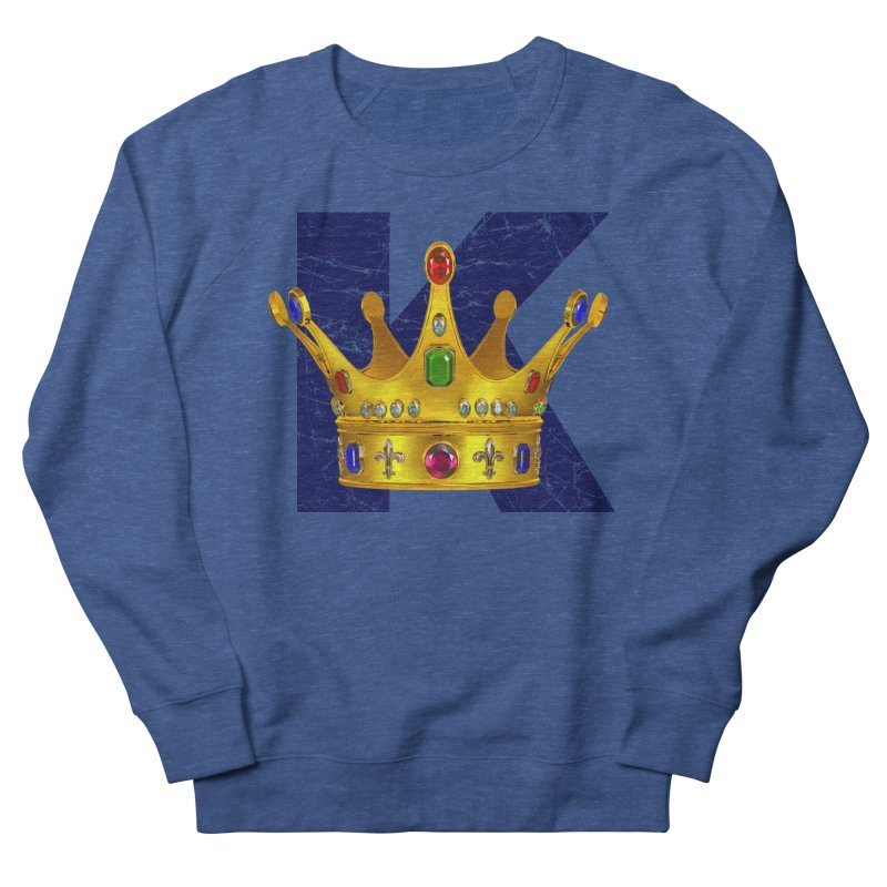 King Women's Sweatshirt by richgrote's Shop