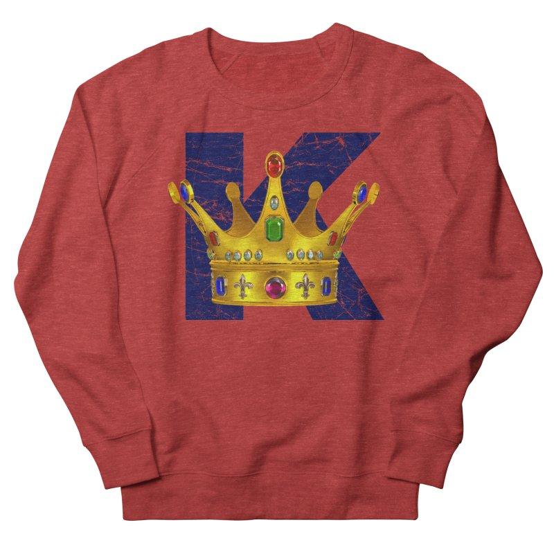 King Men's Sweatshirt by richgrote's Shop