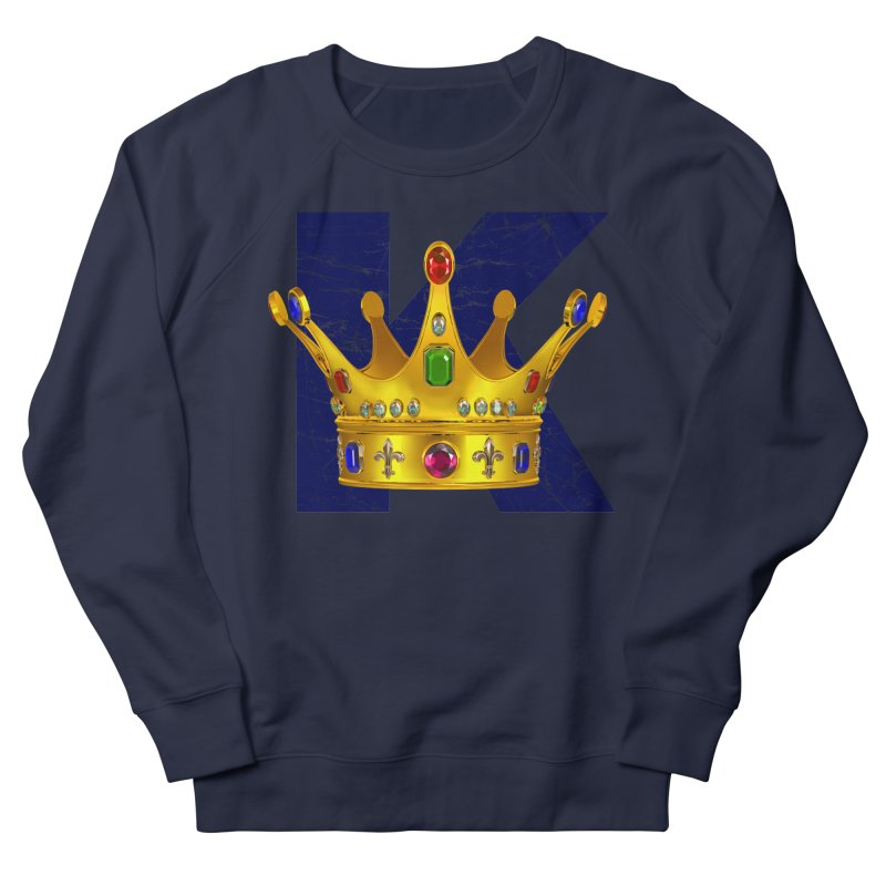 King Men's French Terry Sweatshirt by richgrote's Shop