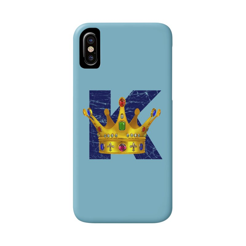 King Accessories Phone Case by richgrote's Shop