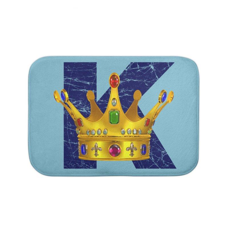 King Home Bath Mat by richgrote's Shop