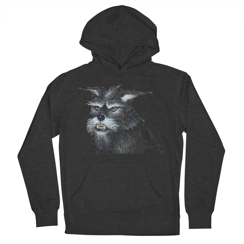 Mad Dog Women's Pullover Hoody by richgrote's Shop