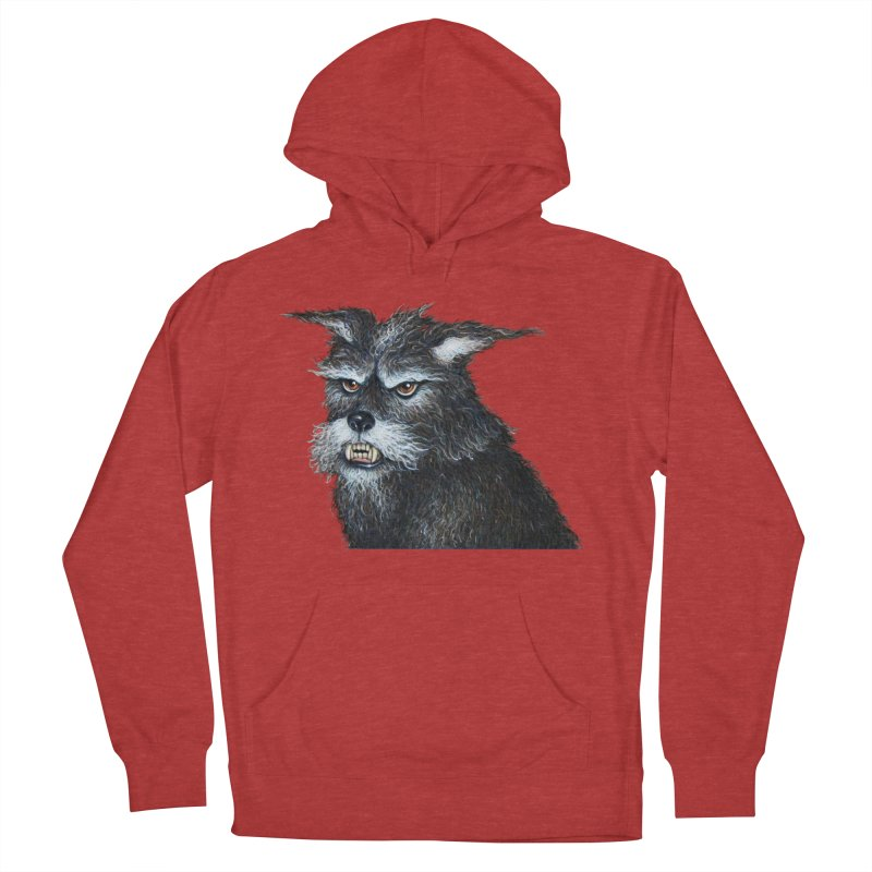 Mad Dog Men's Pullover Hoody by richgrote's Shop