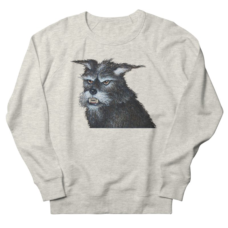 Mad Dog Men's French Terry Sweatshirt by richgrote's Shop