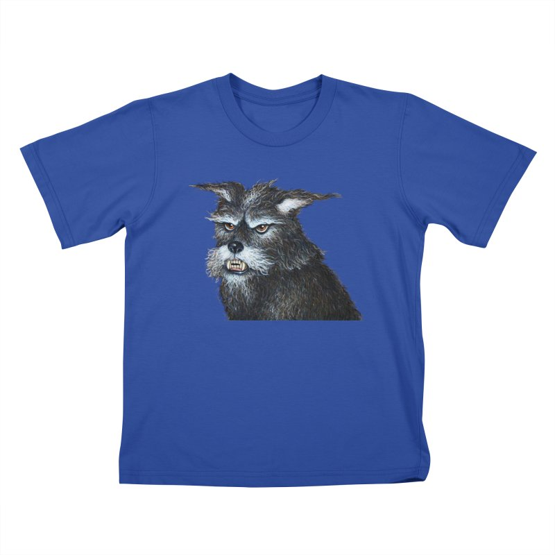 Mad Dog Kids T-Shirt by richgrote's Shop
