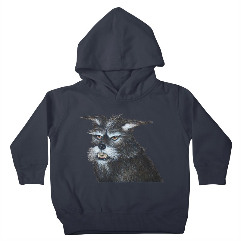 Mad Dog Kids Toddler Pullover Hoody by richgrote's Shop