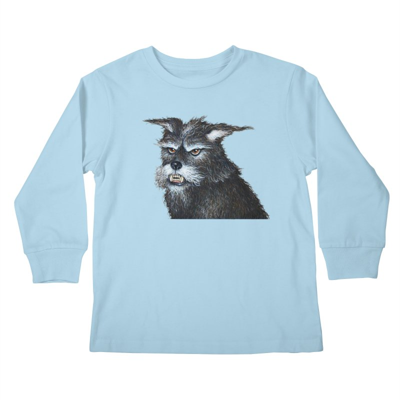 Mad Dog Kids Longsleeve T-Shirt by richgrote's Shop