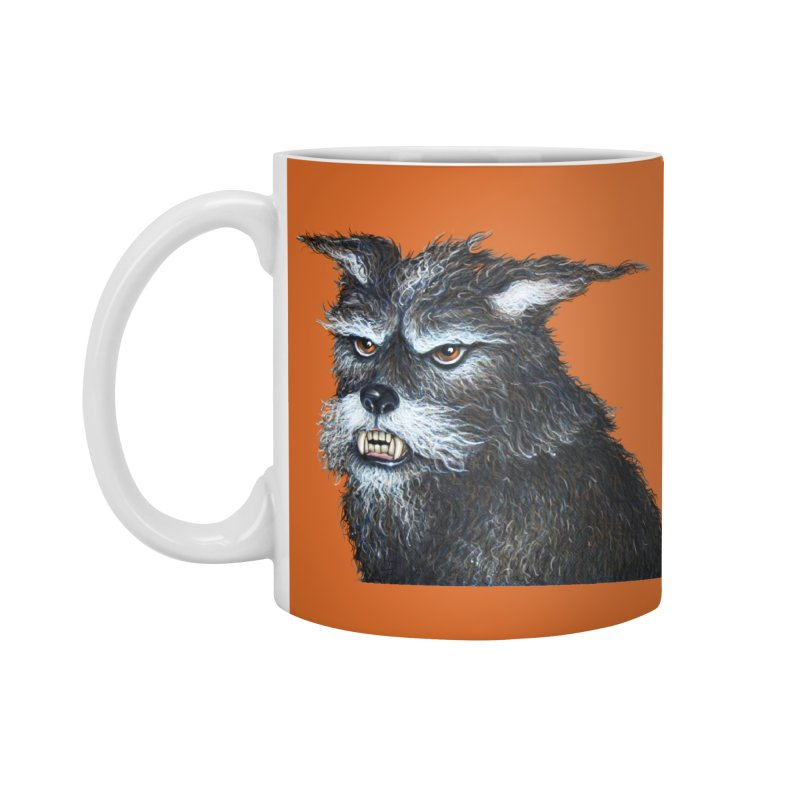 Mad Dog Accessories Mug by richgrote's Shop