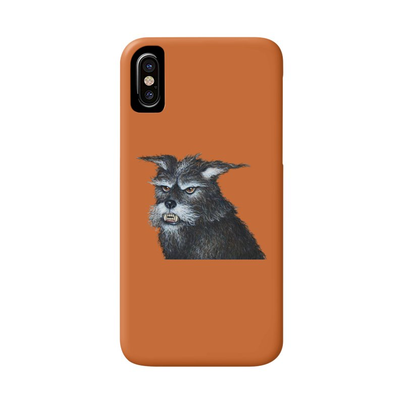 Mad Dog Accessories Phone Case by richgrote's Shop