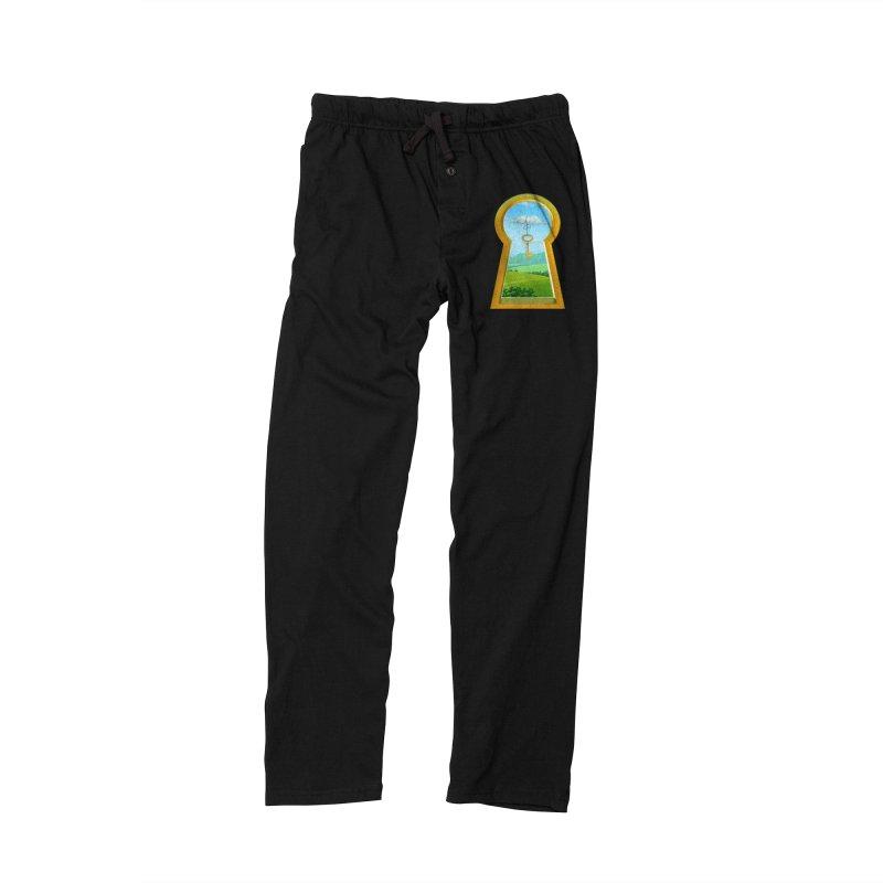 Keyhole Men's Lounge Pants by richgrote's Shop