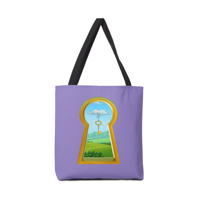 Keyhole Accessories Bag by richgrote's Shop