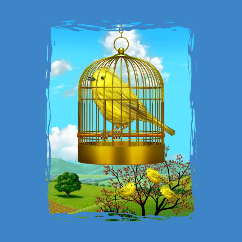 birdcage None  by richgrote's Shop