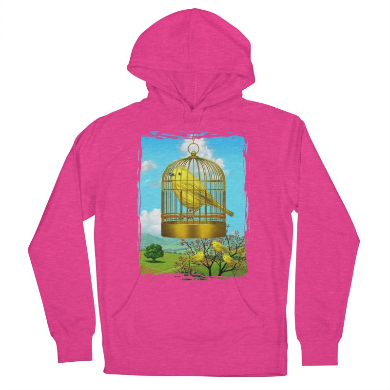 birdcage Women's Pullover Hoody by richgrote's Shop