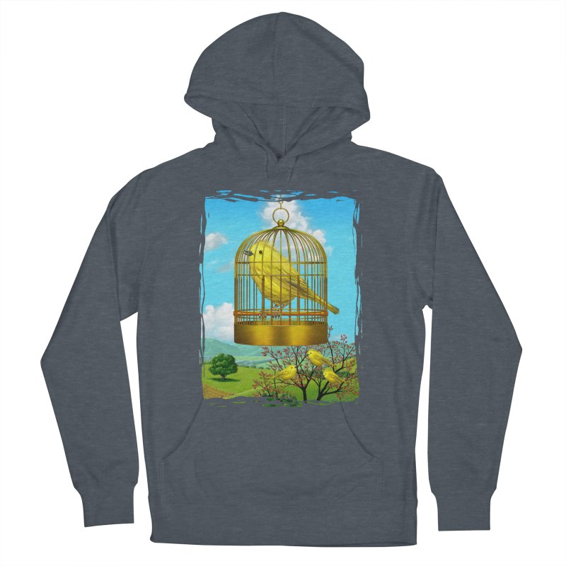 birdcage Men's Pullover Hoody by richgrote's Shop
