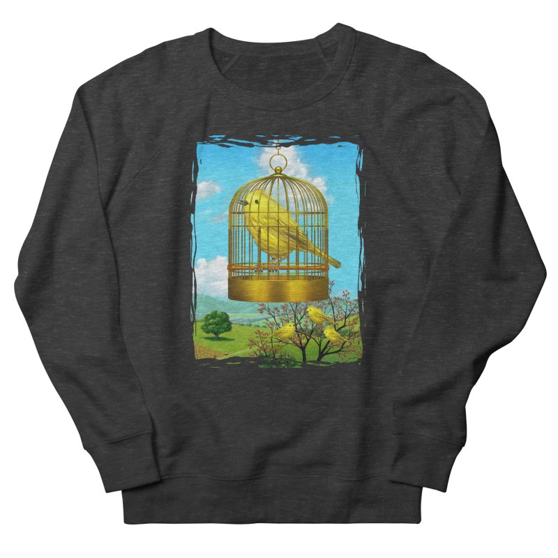 birdcage Women's Sweatshirt by richgrote's Shop