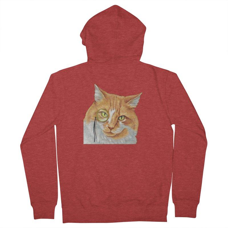 Captain Cat Women's Zip-Up Hoody by richgrote's Shop
