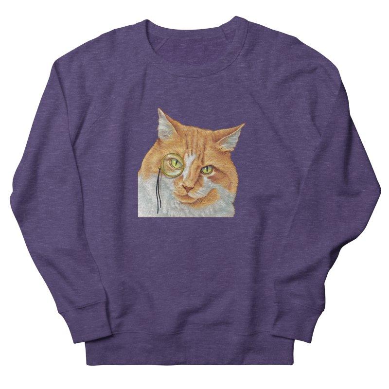 Captain Cat Women's Sweatshirt by richgrote's Shop