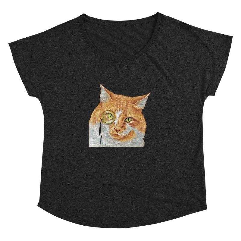 Captain Cat Women's Dolman by richgrote's Shop