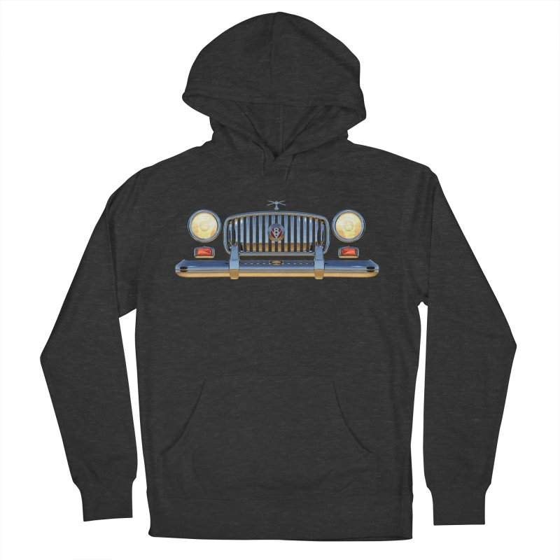Frontend Grill 1 Women's Pullover Hoody by richgrote's Shop
