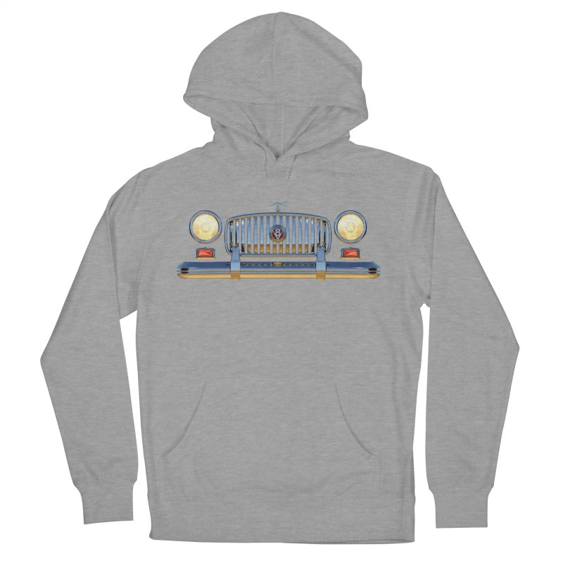Frontend Grill 1 Women's French Terry Pullover Hoody by richgrote's Shop