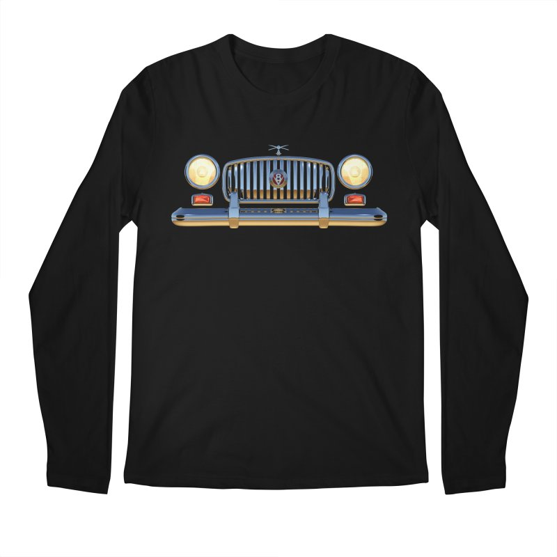 Frontend Grill 1 Men's Longsleeve T-Shirt by richgrote's Shop