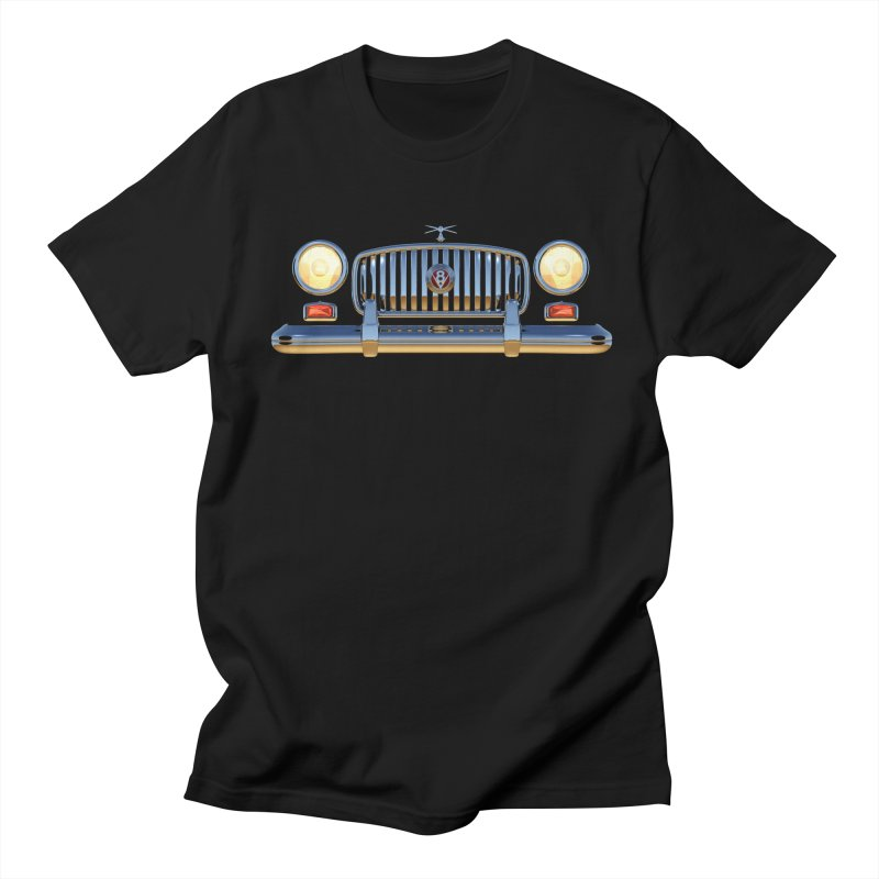 Frontend Grill 1 Men's T-Shirt by richgrote's Shop