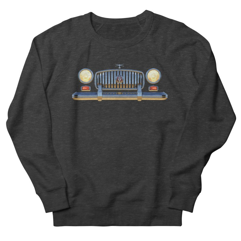Frontend Grill 1 Men's French Terry Sweatshirt by richgrote's Shop