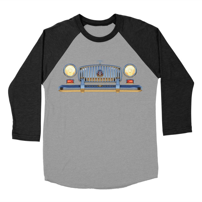 Frontend Grill 1 Men's Baseball Triblend Longsleeve T-Shirt by richgrote's Shop