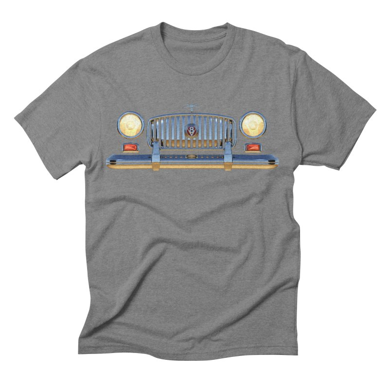 Frontend Grill 1 Men's Triblend T-shirt by richgrote's Shop