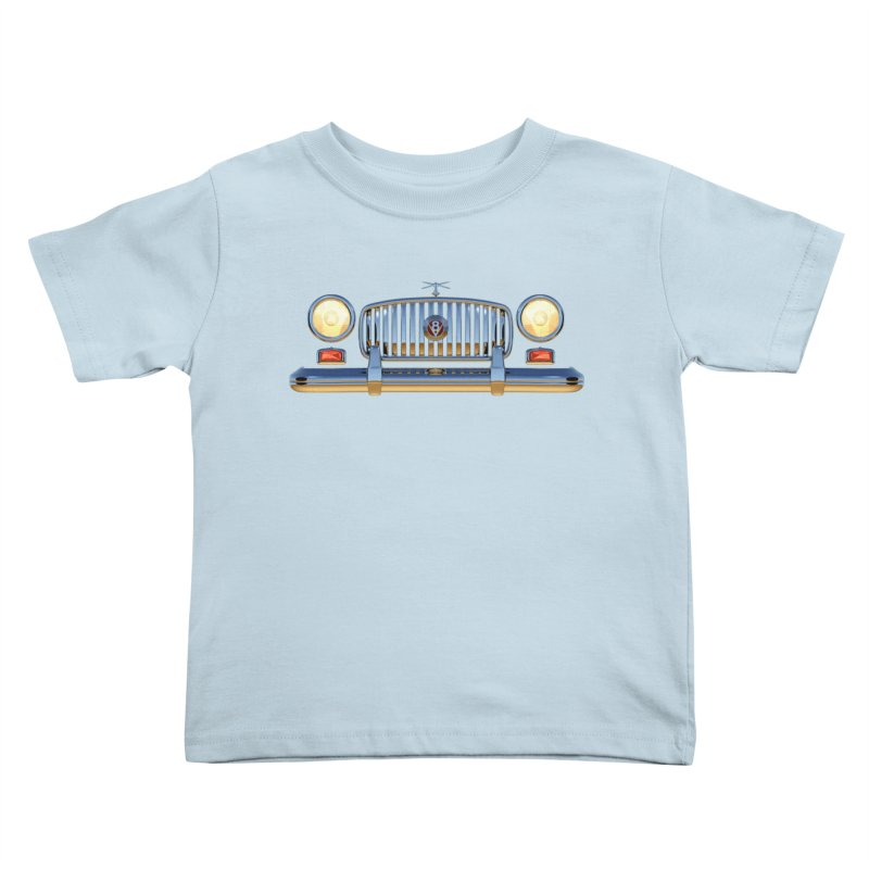 Frontend Grill 1 Kids Toddler T-Shirt by richgrote's Shop